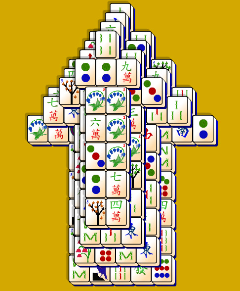 Mahjongg Arrow 1.0 full